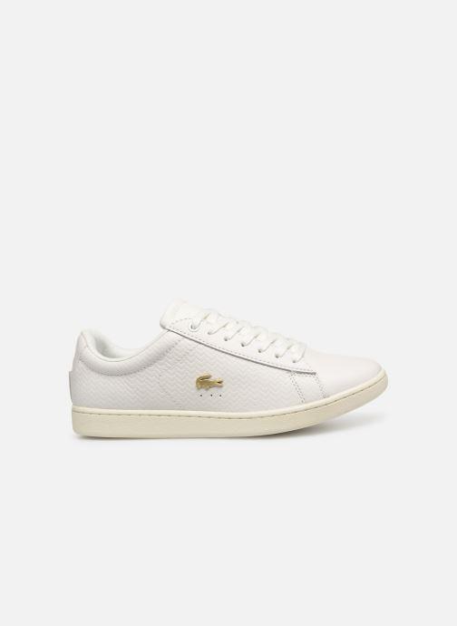 Sneakers Lacoste Carnaby Evo 119 3 Sfa Vit bild från baksidan
