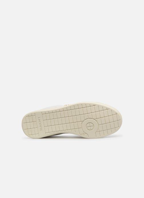 Sneakers Lacoste Carnaby Evo 119 3 Sfa Vit bild från ovan