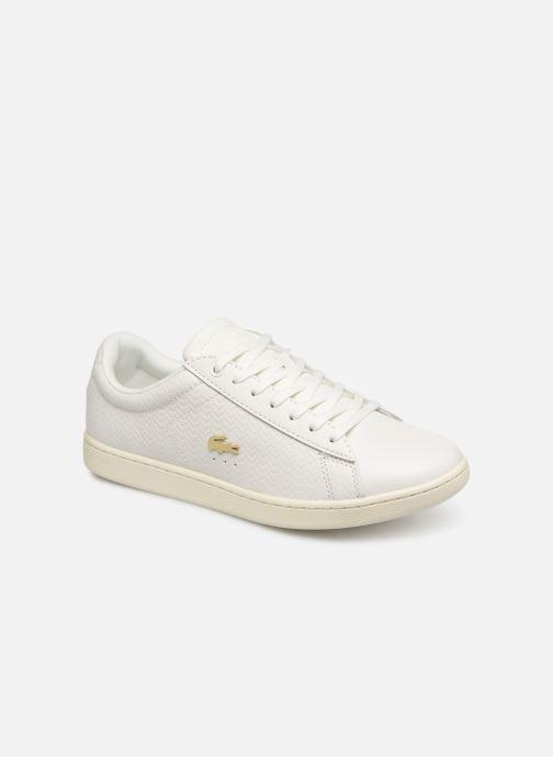 Sneakers Lacoste Carnaby Evo 119 3 Sfa Vit detaljerad bild på paret