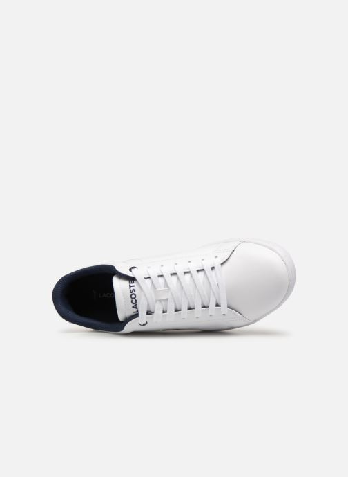 Sneaker Lacoste Carnaby Evo 119 7 Sfa weiß ansicht von links