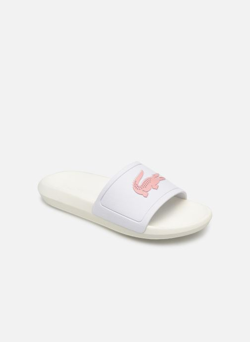 0f8880d39 Mules   clogs Lacoste Croco Slide 119 3 Cfa White detailed view  Pair view