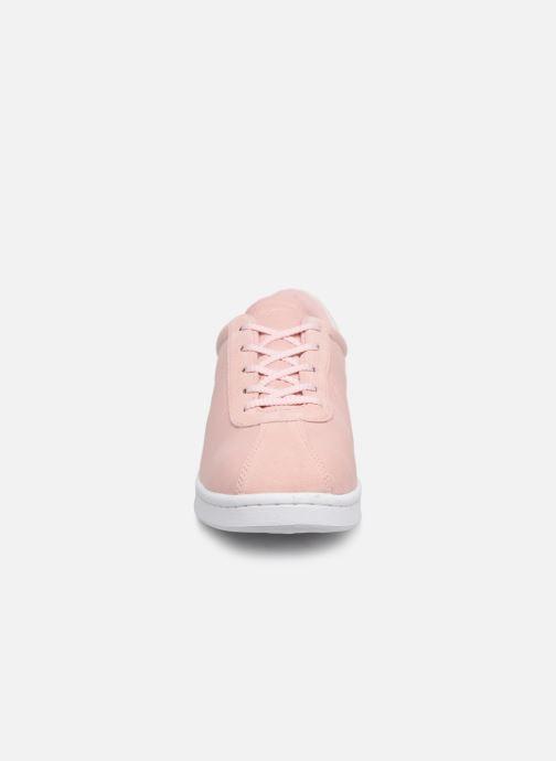 Sneaker Lacoste Masters 119 2 Sfa rosa schuhe getragen
