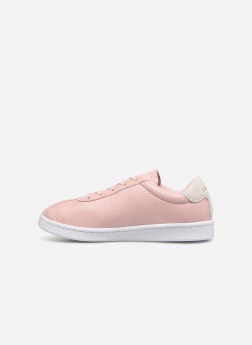 Sneaker Lacoste Masters 119 2 Sfa rosa ansicht von vorne
