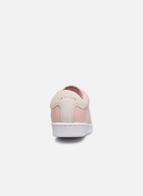 Sneaker Lacoste Masters 119 2 Sfa rosa ansicht von rechts