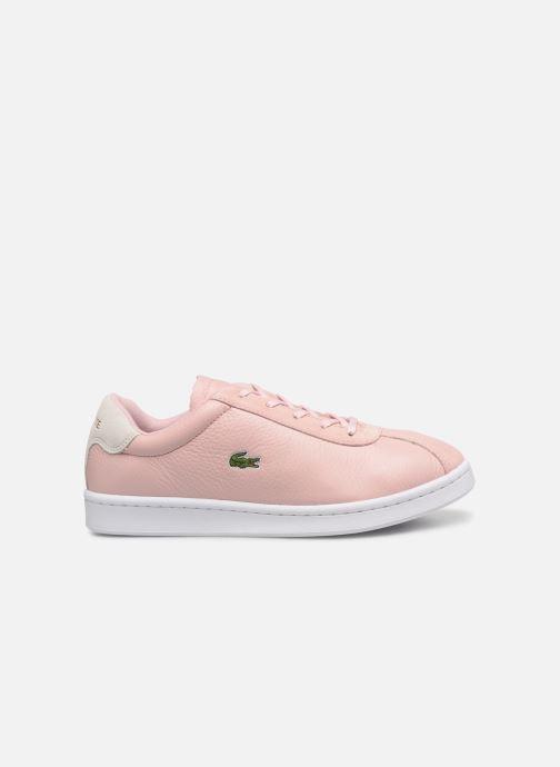 Sneakers Lacoste Masters 119 2 Sfa Roze achterkant