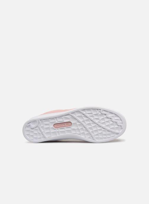 Sneaker Lacoste Masters 119 2 Sfa rosa ansicht von oben
