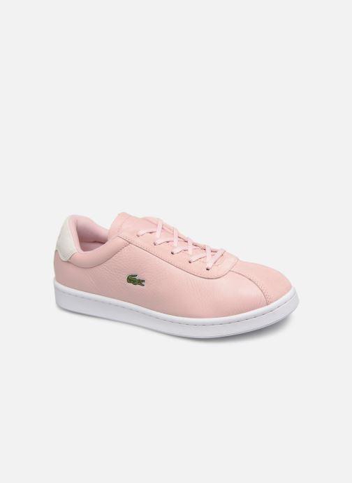 Sneakers Lacoste Masters 119 2 Sfa Roze detail