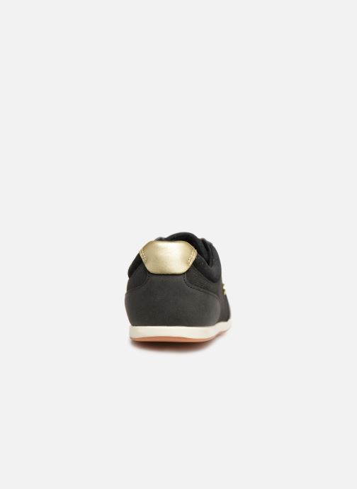 Trainers Lacoste Rey Sport 119 2 Cfa Black view from the right