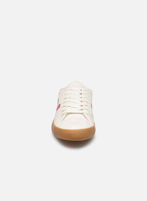 Trainers Lacoste Sideline 119 4 Cfa White model view