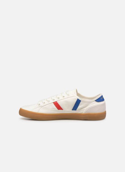 Trainers Lacoste Sideline 119 4 Cfa White front view
