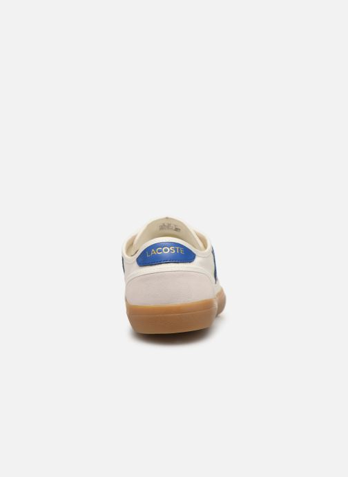 Trainers Lacoste Sideline 119 4 Cfa White view from the right