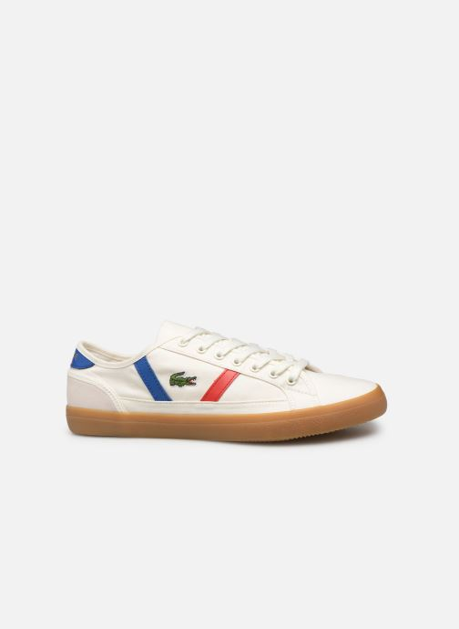 Trainers Lacoste Sideline 119 4 Cfa White back view