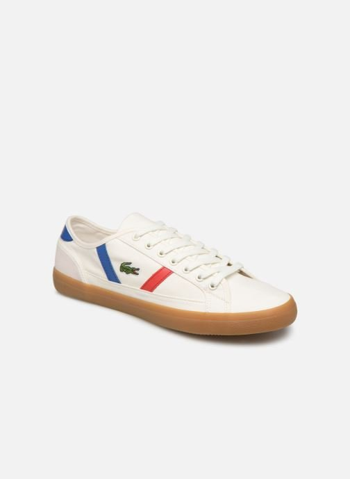 Trainers Lacoste Sideline 119 4 Cfa White detailed view/ Pair view
