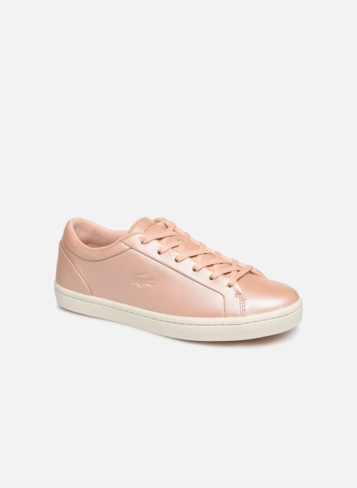 Sneaker Lacoste Straightset 119 1 Cfa rosa detaillierte ansicht/modell