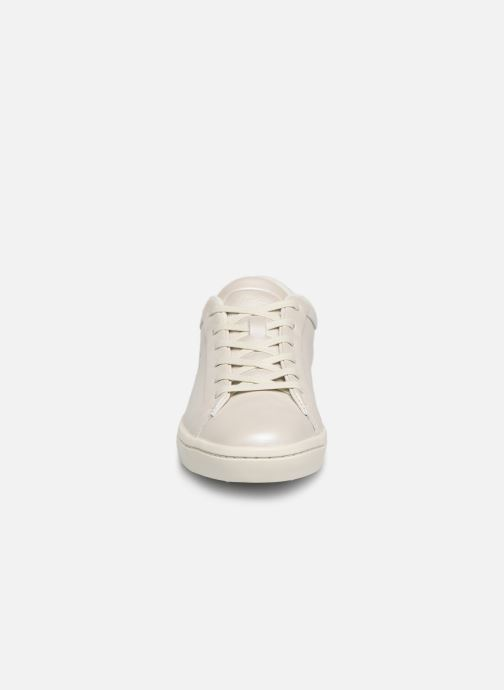 Trainers Lacoste Straightset 119 1 Cfa White model view