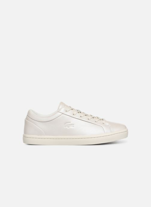 Trainers Lacoste Straightset 119 1 Cfa White back view