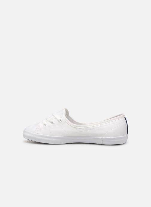 Sneaker Lacoste Ziane Chunky 119 2 Cfa weiß ansicht von vorne