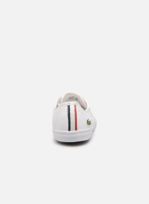 Sneaker Lacoste Ziane Chunky 119 2 Cfa weiß ansicht von rechts