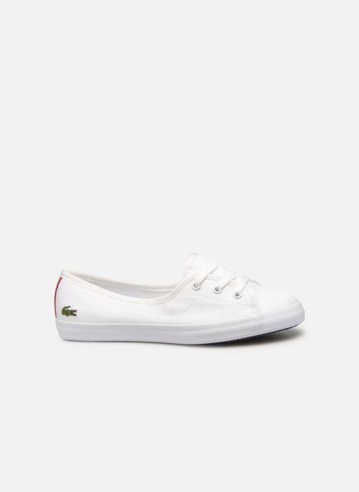 Sneaker Lacoste Ziane Chunky 119 2 Cfa weiß ansicht von hinten