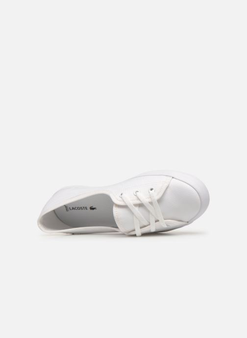 Trainers Lacoste Ziane Chunky 119 2 Cfa White view from the left