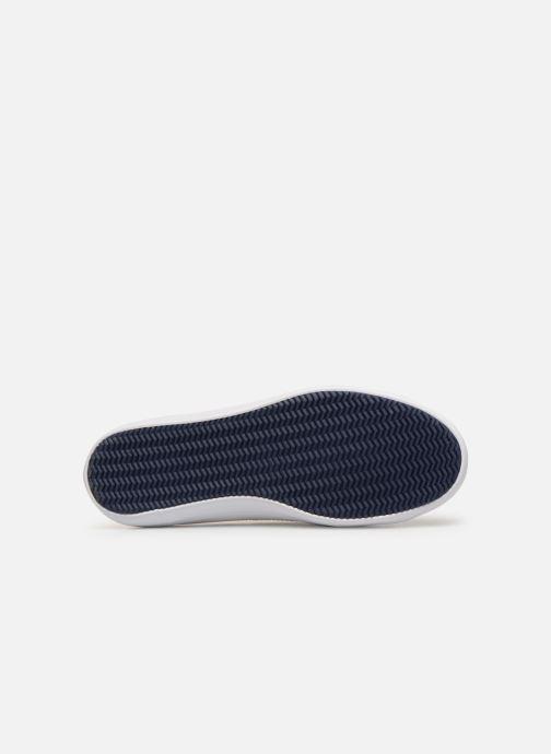 Sneaker Lacoste Ziane Chunky 119 2 Cfa weiß ansicht von oben