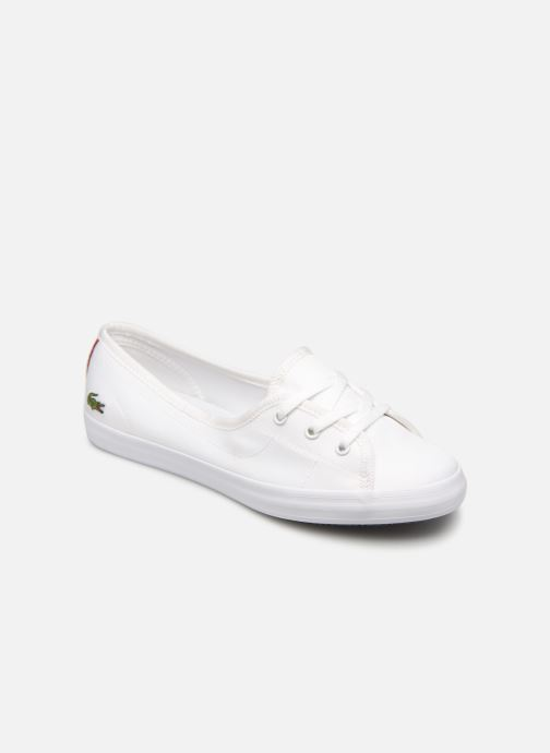 Trainers Lacoste Ziane Chunky 119 2 Cfa White detailed view/ Pair view