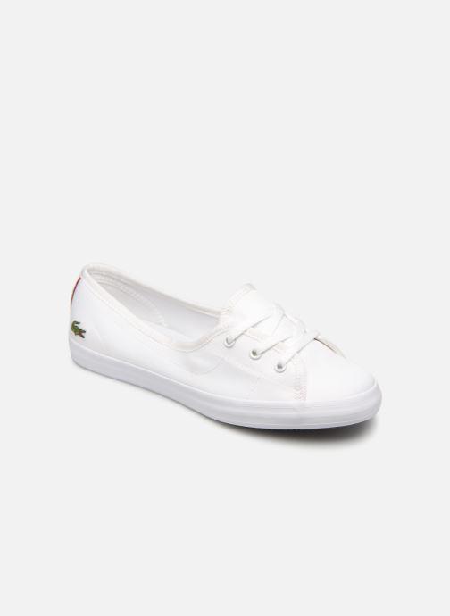 Sneaker Lacoste Ziane Chunky 119 2 Cfa weiß detaillierte ansicht/modell