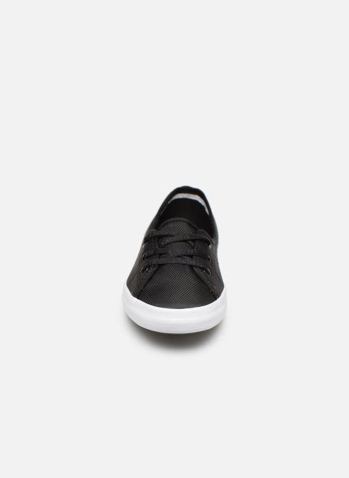 Baskets Lacoste Ziane Chunky 119 2 Cfa Noir vue portées chaussures