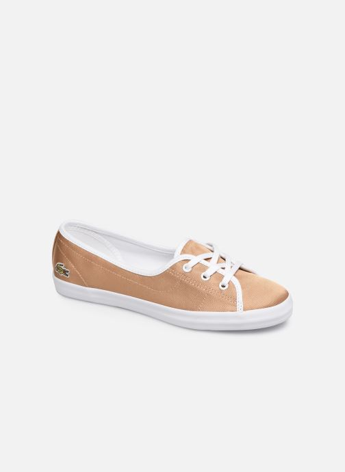 Trainers Lacoste Ziane Chunky 119 3 Cfa Bronze and Gold detailed view/ Pair view