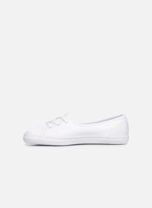 Baskets Lacoste Ziane Chunky 119 3 Cfa Blanc vue face