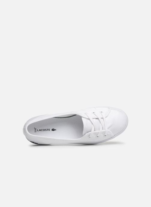 Trainers Lacoste Ziane Chunky 119 3 Cfa White view from the left