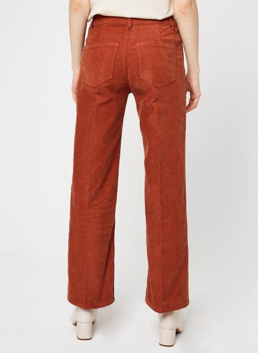 Lab Dip Pantalon droit - Sunday (Marron) - Vêtements(475992)