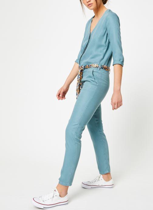 Vêtements Lab Dip Lexi Bleu vue bas / vue portée sac