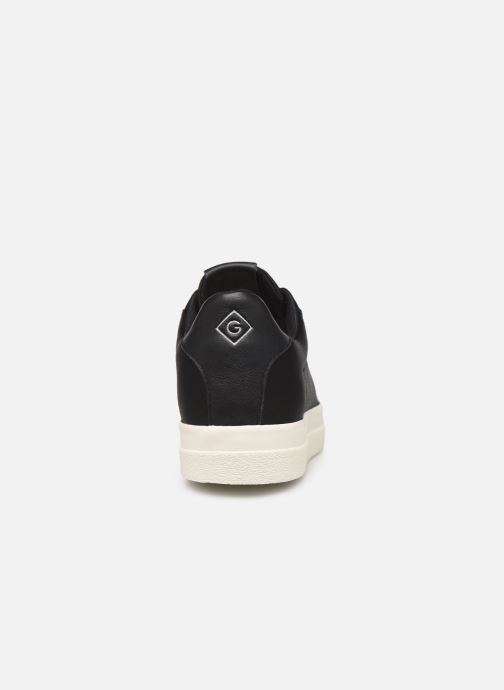 Trainers Gant Aurora Black view from the right