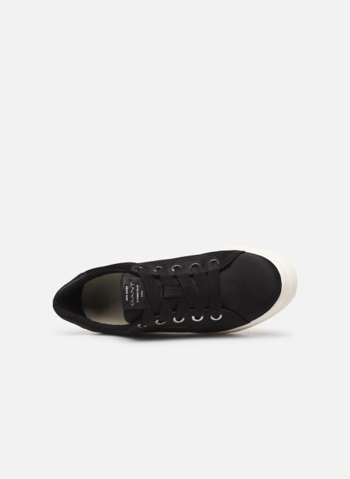 Trainers Gant Aurora Black view from the left
