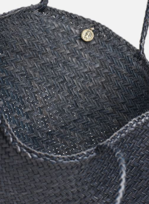 Handtassen Dragon Diffusion SOPHIE L Blauw achterkant
