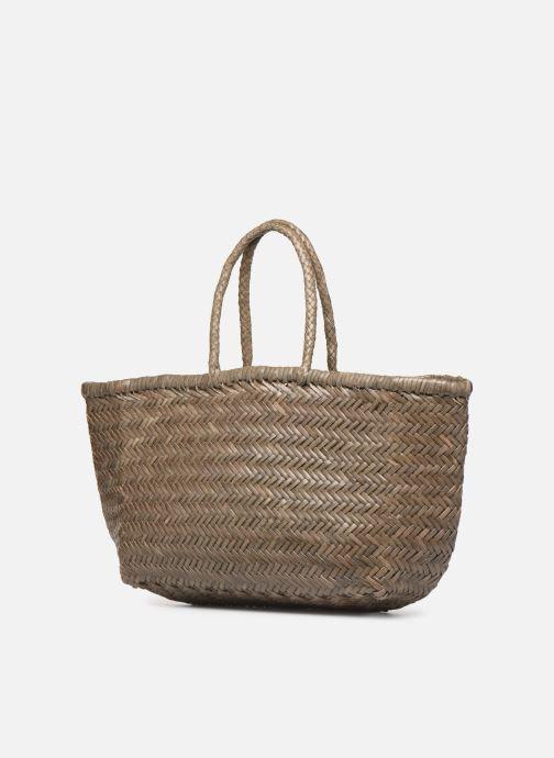 Handbags Dragon Diffusion 3J BIG Grey model view
