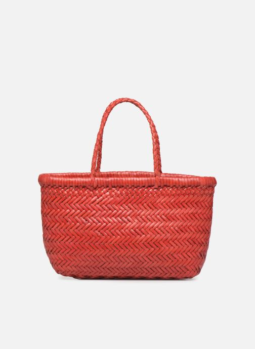 Handbags Dragon Diffusion MINI FLAP GORA Red front view