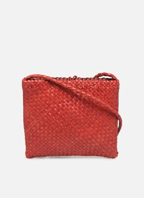 Handtassen Dragon Diffusion B WEAVE POCHETTE SMALL Rood voorkant