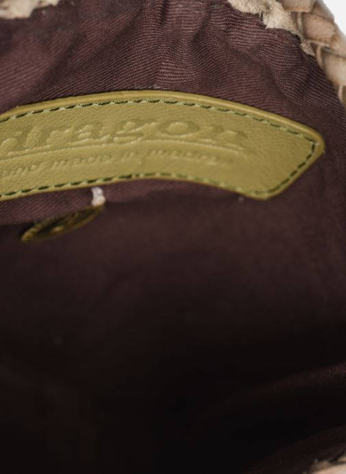 Handtassen Dragon Diffusion B WEAVE POCHETTE SMALL Grijs achterkant