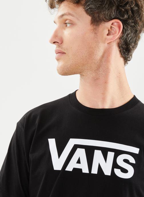 Vêtements Vans Vans Classic Noir vue face