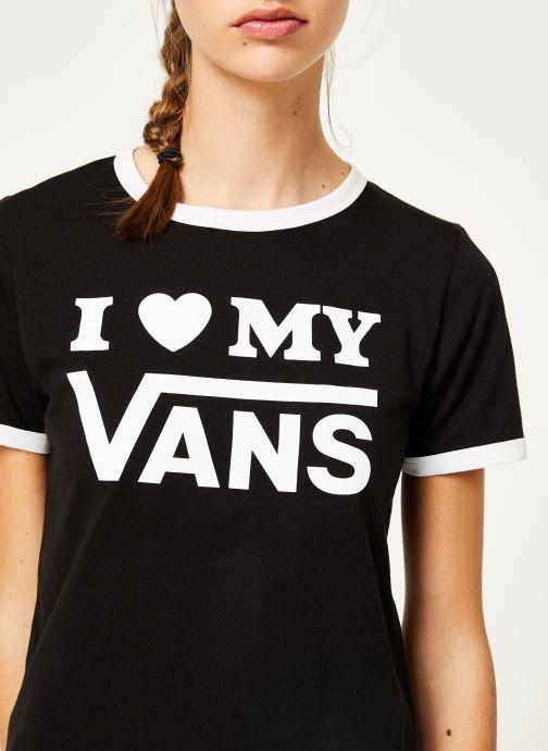 Love Vêtements Black white Vans Ringer zVpUGSqM