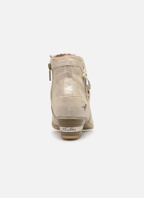 Et Boots Mustang Talha Shoes Champagne Bottines UVqzpSM