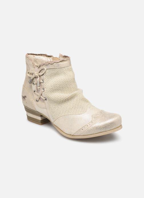Stivaletti e tronchetti Mustang shoes Talha Oro e bronzo vedi dettaglio/paio