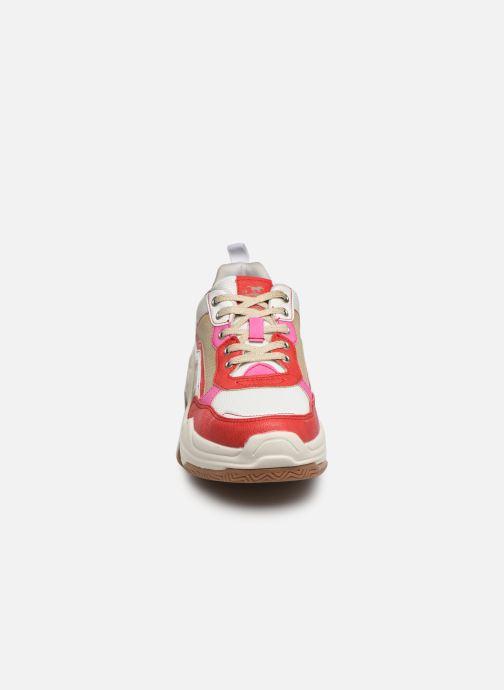 Baskets Mustang shoes Wacila Multicolore vue portées chaussures