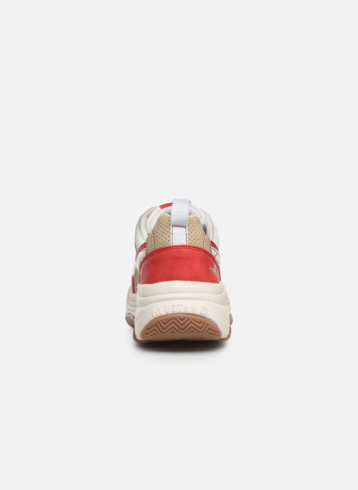 Trainers Mustang shoes Wacila Multicolor view from the right