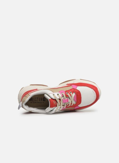 Baskets Mustang shoes Wacila Multicolore vue gauche
