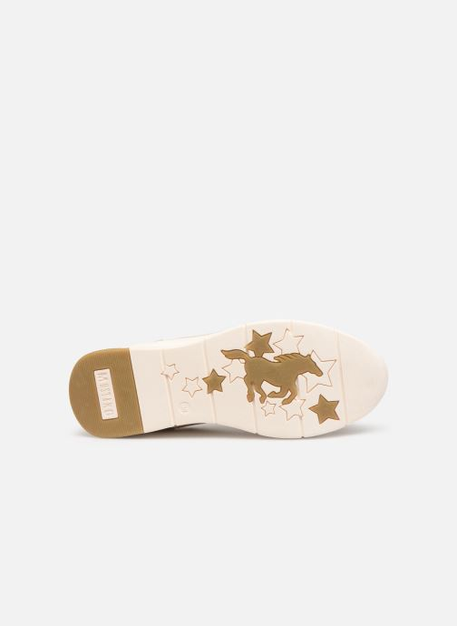 Sneakers Mustang shoes Kyana Beige boven