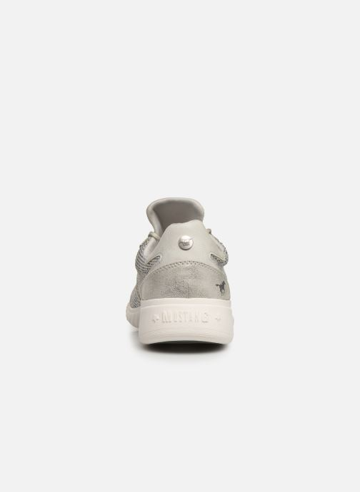 Sneakers Mustang shoes Mellie Grigio immagine destra