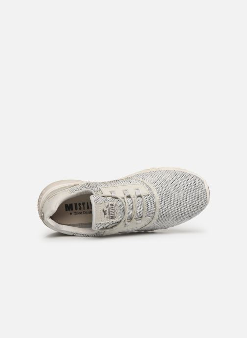 Sneakers Mustang shoes Mellie Grigio immagine sinistra